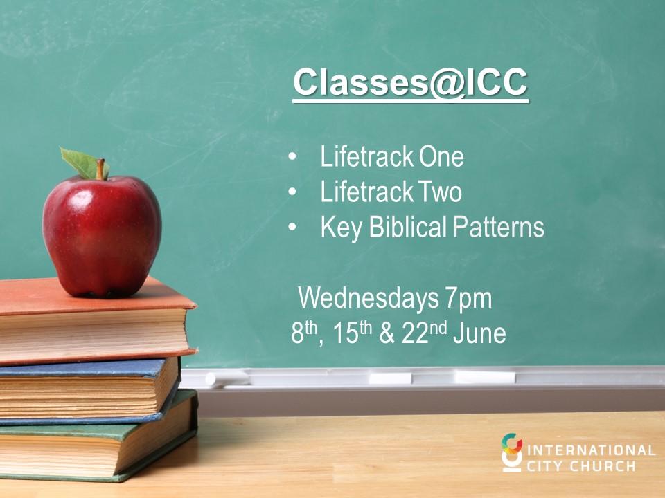 Classes@icc june